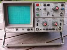 Vintage Oscilloscope Hameg 203.4 20 Mhz 2 canaux tres bon état fonctionne
