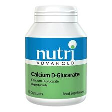 Nutri Advanced Calcium D Glucarate 90 Capsules