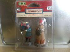 2004/Lemax Christmas Village figurine/Christmas Wreaths/42872