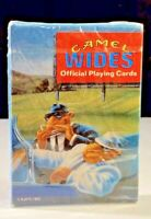 NEW 1992 Camel Cigarettes Official Game/Poker Playing Cards Featuring Joe Camel