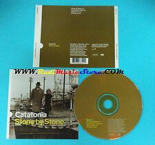 CD Singolo Catatonia Stone By Stone 8573 88851 2 UK & EU 2002 no lp vhs mc(S22)
