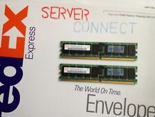 348106-b21 345115-061 345115-861 HP 8GB (2 X 4GB) PC-3200 MEMORY KIT