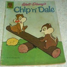 Walt Disney's Chip 'n' Dale 28, VG (4.0) 1961, 50% off Guide!