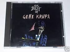CD # GENE KRUPA - THE BEST OF - Duck Records 1995