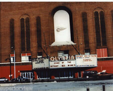 Detroit Red Wings Olympia Stadium Sign Detroit MI Color Photograph LOOK