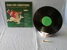 Sing For Christmas - Marion Rosette (Single LP)