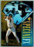 1996 Upper Deck SP Special Fx Derek Jeter RC New York Yankees #48
