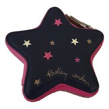 "Radley Navy & Pink Coin Purse - ""Night Shift"" - RRP - £39 - NEW - Gift Boxed"
