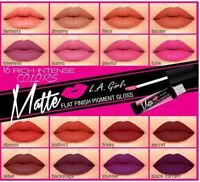 LA Girl USA Matte Pigment Lip Gloss All Shades Available