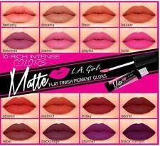 LA Girl USA Matte Pigment Lip Gloss All Shades Available