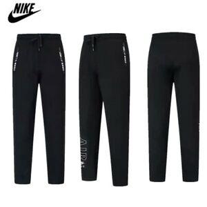 Nike Air Mens Trouser Sports Tracksuit Bottoms Gym Training Track Pants