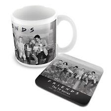 Friends TV Series Skyscaper Coffee Mug and Coaster Set MGCS00073