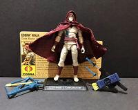 G.I. Joe 25th Cobra Storm Shadow V25 Comic Pack Figure Complete