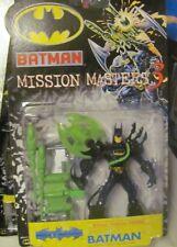 Batman Mission Masters Virus Delete mint on card