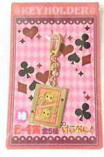 K-ON keychain key ring holder chain movic Kotobuki Tsumugi anime strap