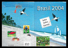Collection Brazil  2004 Complete  Package Post Office - Lot Brazil
