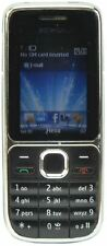 Nokia C2-01 3G EE Locked Cheap Compact Reliable Camera Mobile Phone - Black