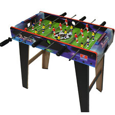 Kids Table Football Foosball Soccer Indoor Gaming Games Play Arcade Sports Fun