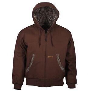 Gamehide Cotton Canvas Camp Jacket