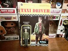Funko ReAction! Movie:Taxi Driver, 2015 De Nero's,Travis Bickle Figure! Vaulted!