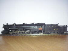 HO scale Akane brass North American 'Mountain' locomotive