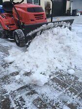 Schneeschild für Rasentraktor Aufsitzmäher MTD Viking Honda Castelgarden uvm