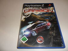 PlayStation 2  PS 2  Need for Speed: Carbon USK-Einstufung: USK ab 12