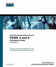 CCNA 3 and 4 Companion Guide (Cisco Networking Academy Program) (3rd Edition) (C