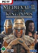 Medieval TOTAL WAR 2 addon piattaforma usato come nuovo
