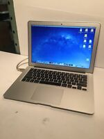 Apple MacBook Air 13.3-Inch MD760LL/B 1.4 GHz Core i5 4GB 128GB SSD  C Grade