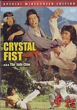 CRYSTAL FIST  - Hong Kong Kung Fu Martial Arts Action movie DVD - NEW DVD