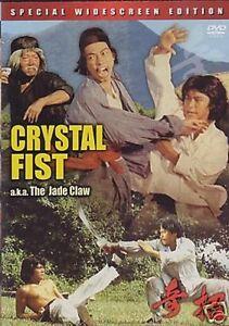 CRYSTAL FIST  - Hong Kong Kung Fu Martial Arts Action movie DVD ---15C