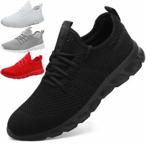 Running Casual Men's Shoes Outdoor Athletic Jogging Sports Tennis Sneakers Gym