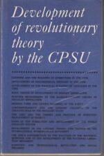 Development of Revolutionary Theory of the CPSU - HC DJ USSR 1971 - Communism