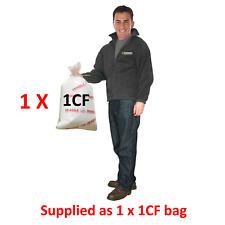 1 CF Fire Retardant Polystyrene Bean Bag Filling Beads Refill Top up