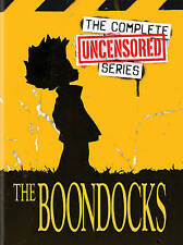 The Boondocks: The Complete Uncensored Series (DVD, 2014, 11-Disc Set)