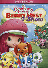 Strawberry Shortcake: Berry Best in Show DVD, ,