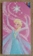"**DISNEY'S ELSA-Snow Queen from""FROZEN""-Art Print on Canvas*Ready to Hang**"