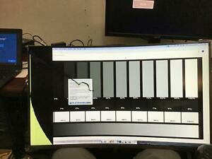 "Samsung 32"" JG56 WQHD Gaming Monitor 144Hz LED 2560 1440 LC32JG56QQNXZA READ"