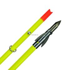 New AMS Bowfishing Crossbow Bolt AnKor FX Point & Ring System AX506