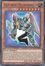 YU-GI-OH Valkyrion Magnetkrieger Ultra RAre YGLD-DEB01