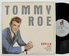 Tommy Roe Sheila and Other Hits best of NM vinyl oldies rock and roll Sweet Pea