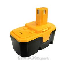18V 3.0AH Ni-Mh Battery for Ryobi One+ P212 P241 P310 P400 P421 P514 P530 P610