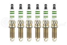 BOSCH NICKEL SPARK PLUG X6 FOR BMW 335i E90 E92 E93 135i E82 E88 1M 740i X6 Z4
