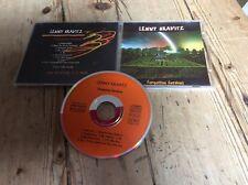 lenny kravitz - forgotten gardens live in leysin 1992 cd oHM recordings