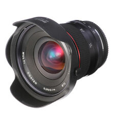 Meike 12mm F2.8-F22 Super Wide Angle Fisheye Lens MF For Olympus Panasonic Camer