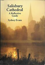 Wiltshire SALISBURY CATHEDRAL A Reflective Guide by Sydney Evans Paperback 1985