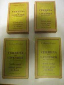 2 x Verbena and Lavender Facial Soaps and 2 x Verbena and Lavender Bath Soaps