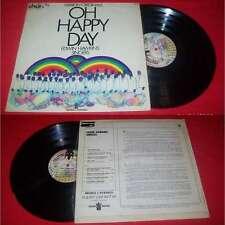 EDWIN HAWKINS SINGERS - Oh Happy Day LP ORG French Press Buddah 69' Gospel