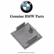 GENUINE BMW E65 E66 745i 760i 750i Alpina Door Panel Cover Plug - Dark Silver